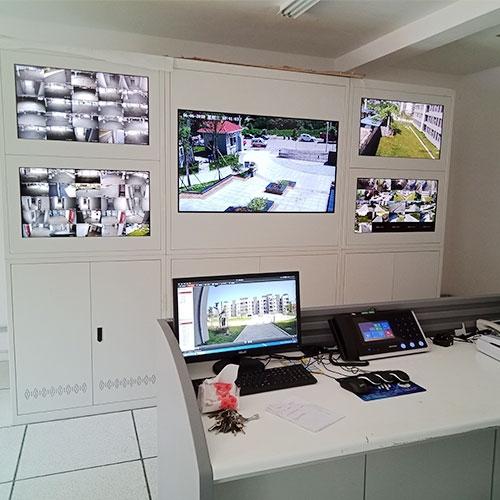 宜宾南溪棚户监控系统安装改造安置3期