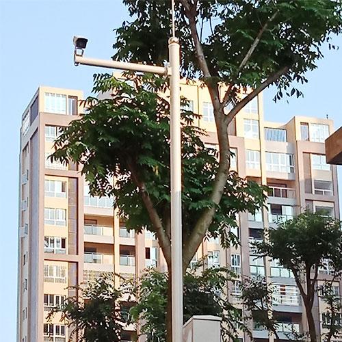宜宾南溪棚户监控安装改造安置5期